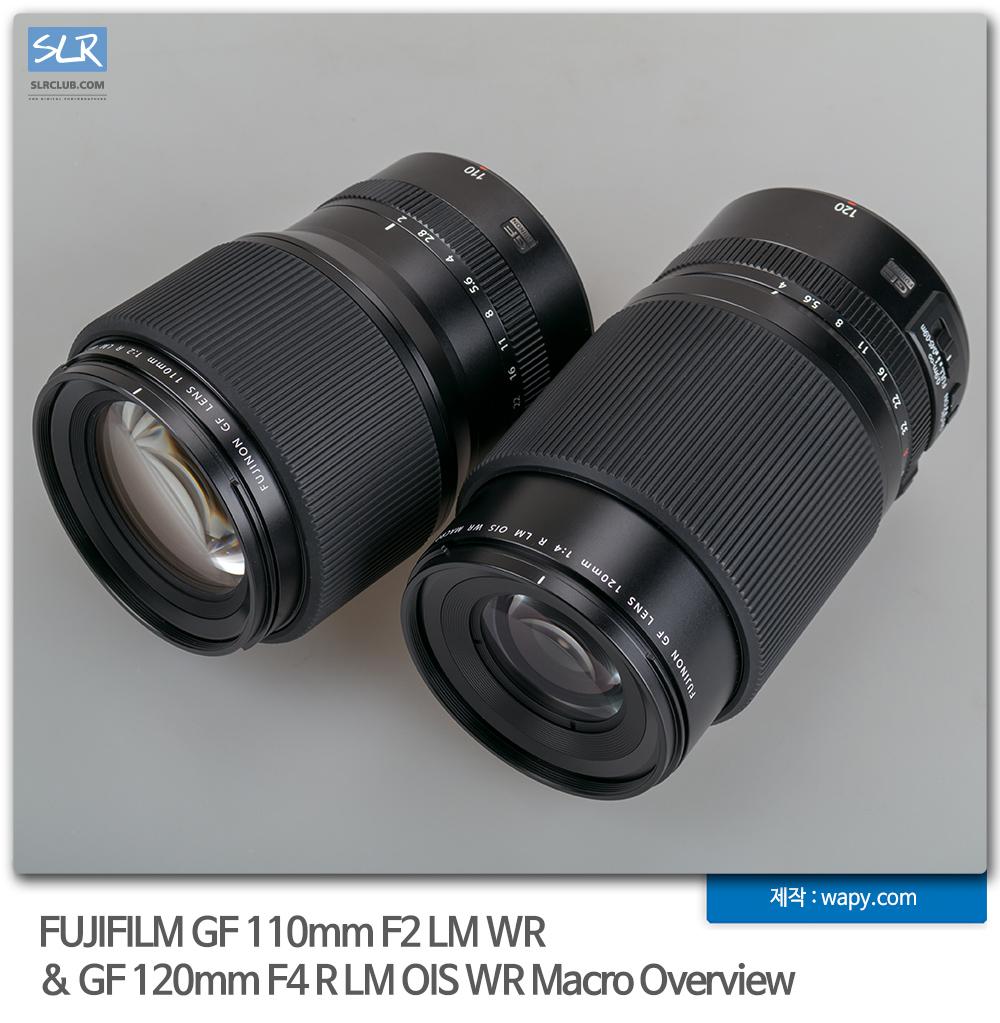 Fujifilm Gf 110mm F2 120mm F4 Overview Fujinon F 4 R Lm Ois Wr Macro Gf110120 01 Intro